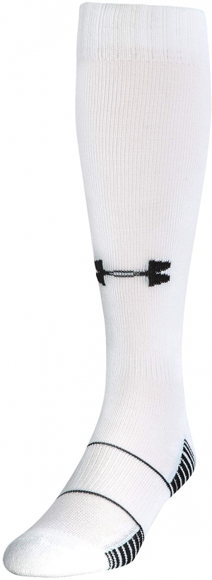 ihocon: Under Armour Adult Team Over-The-Calf Socks, 1-Pair  男士長襪一雙