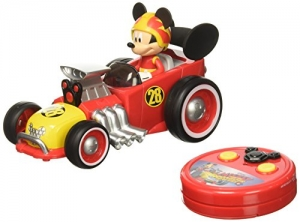 ihocon: Jada Toys Disney Mickey Roadster Racer RC Vehicle 遙控迪士尼米奇賽車