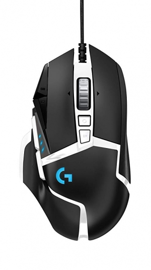 ihocon: Logitech G502 SE Hero High Performance RGB Gaming Mouse with 11 Programmable Buttons 遊戲滑鼠