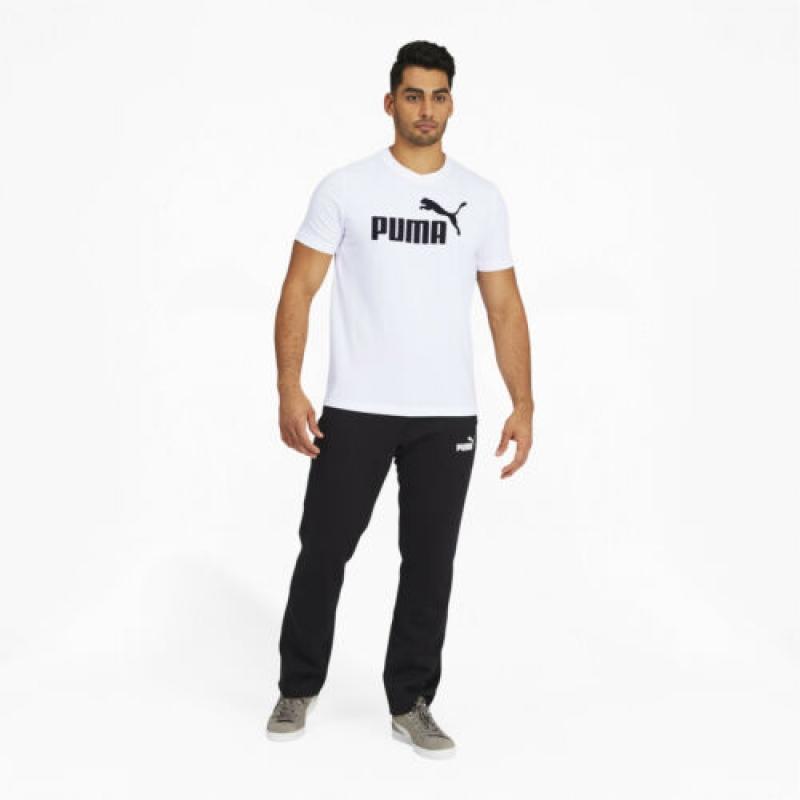 ihocon: PUMA Men's Essentials Logo Tee  男士短袖衫-多色可選