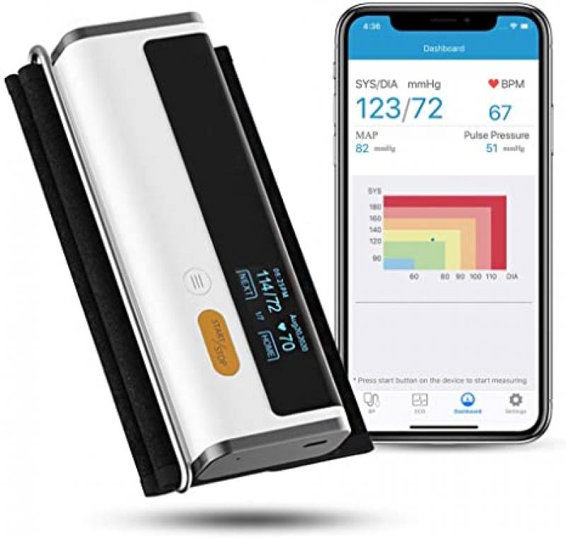ihocon: Wellue Armfit Plus Blood Pressure Monitor + EKG 上臂血壓計