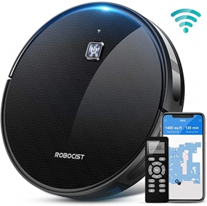 ihocon: Robocist 850 Smart Robotic Vacuum Cleaner with Alexa APP 智能吸地機器人