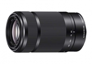 ihocon: Sony E 55-210mm F4.5-6.3 Lens for Sony E-Mount Cameras (Black)