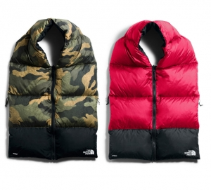 THE NORTH FACE 羽絨圍巾 $69.98(原價$100)