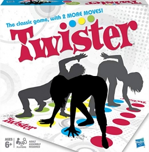 ihocon: Hasbro Twister Game