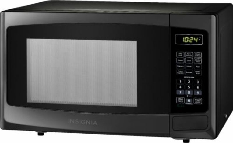 ihocon: Insignia- 0.9 Cu. Ft. Microwave 微波爐