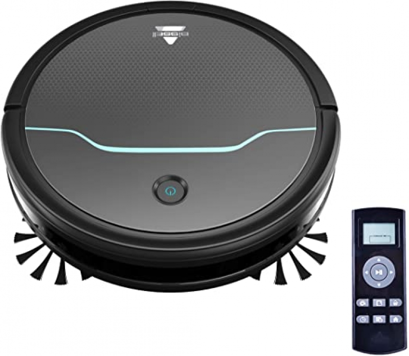 ihocon: BISSELL EV675 Robot Vacuum Cleaner for Pet Hair with Self Charging Dock 自動充電吸地機器人