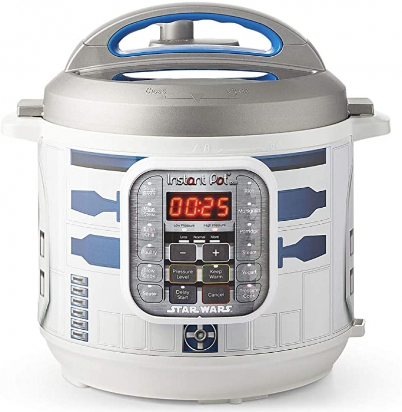 ihocon: Instant Pot Star Wars Duo 6-Qt. Pressure Cooker, R2-D2 電壓力鍋