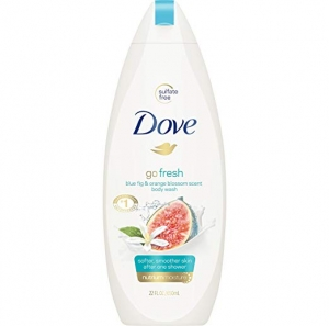 ihocon: Dove go fresh Body Wash, Blue Fig and Orange Blossom 22 oz 沐浴乳