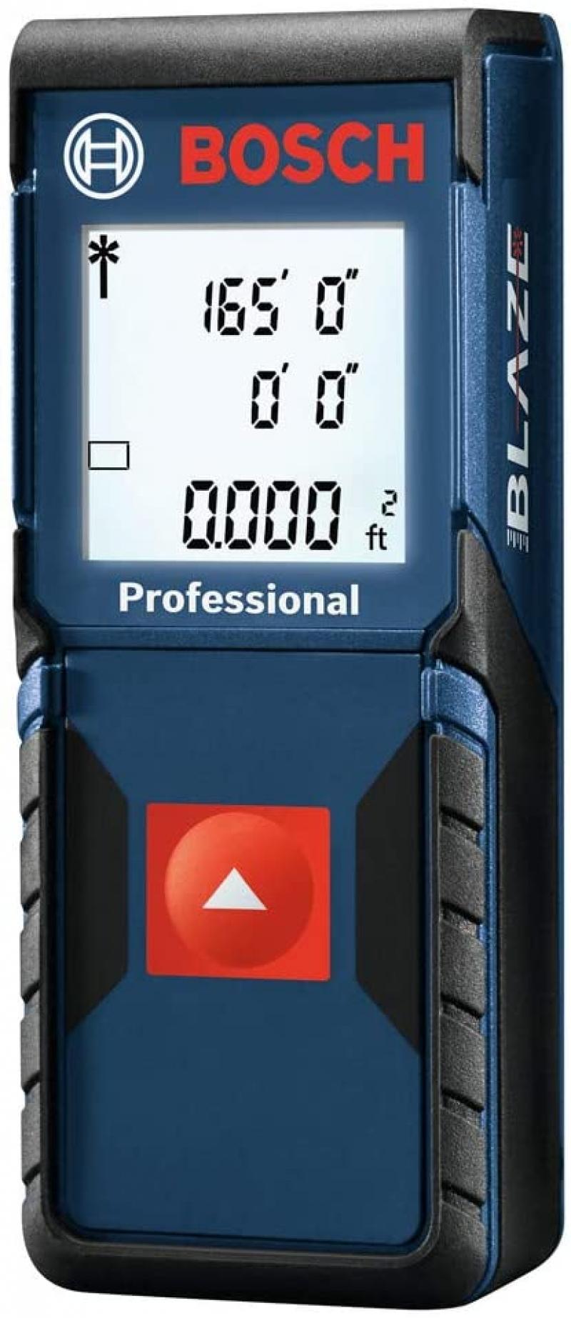 ihocon: Bosch GLM165-10 Blaze One Laser Distance Measure, 165 ft. Range  165-10  雷射/激光測距儀