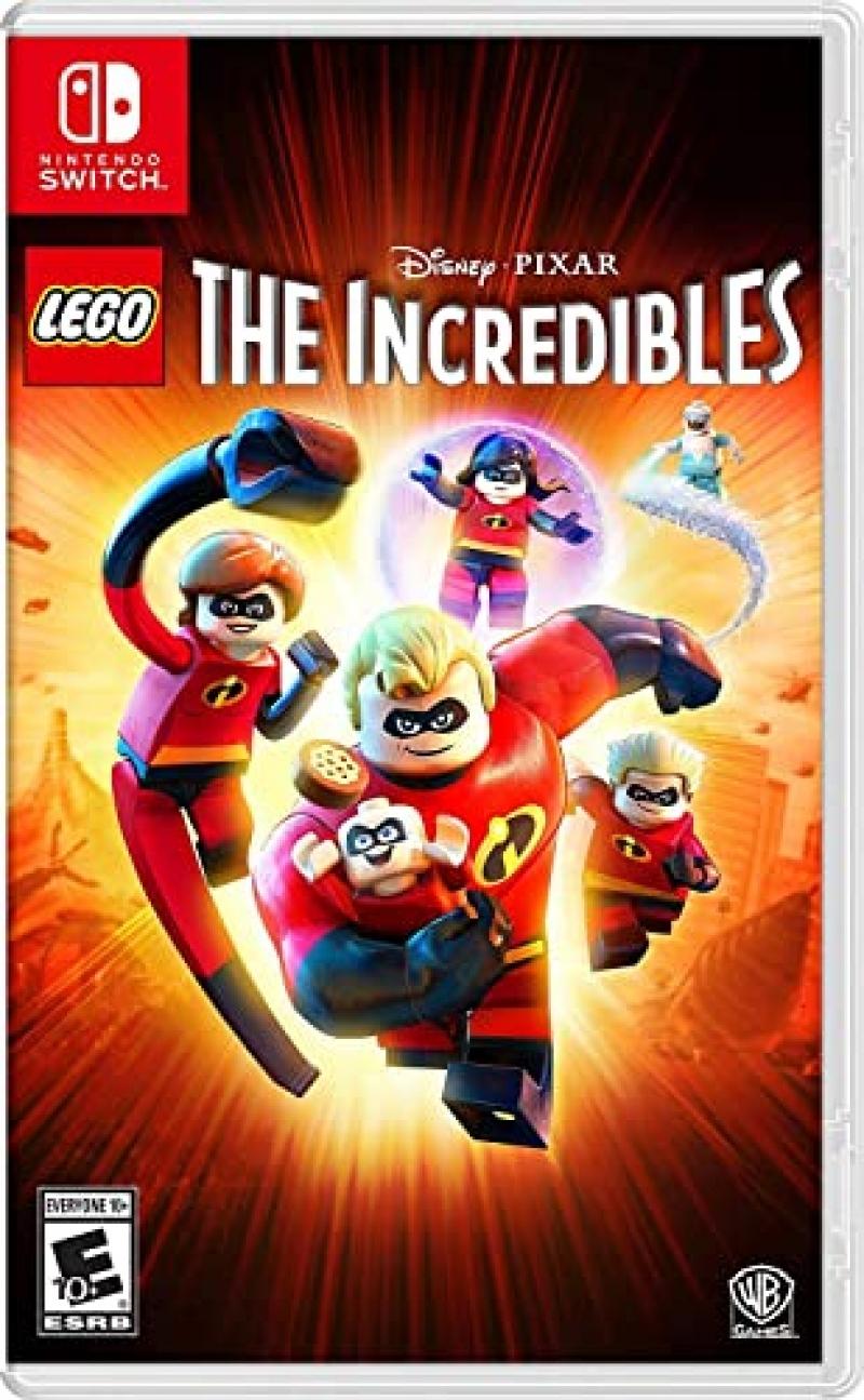 ihocon: Nintendo Switch遊戲 - LEGO Disney Pixar's The Incredibles