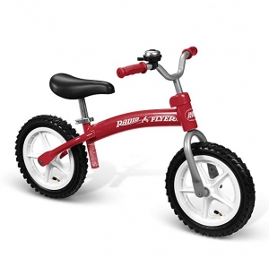 ihocon: Radio Flyer Glide N Go Balance Bike with Air Tires  兒童平衡自行車