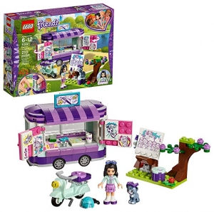 ihocon: LEGO Friends Emma's Art Stand 41332 (210 Piece)