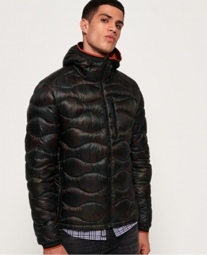 ihocon: Superdry Wave Quilt Jacket 男士夾克-多色可選