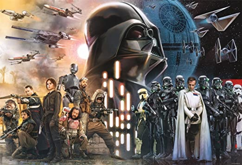 ihocon: Star Wars - Rogue One - Rebellions are Built on Hope - 2000 Piece Jigsaw Puzzle 星球大戰拼圖