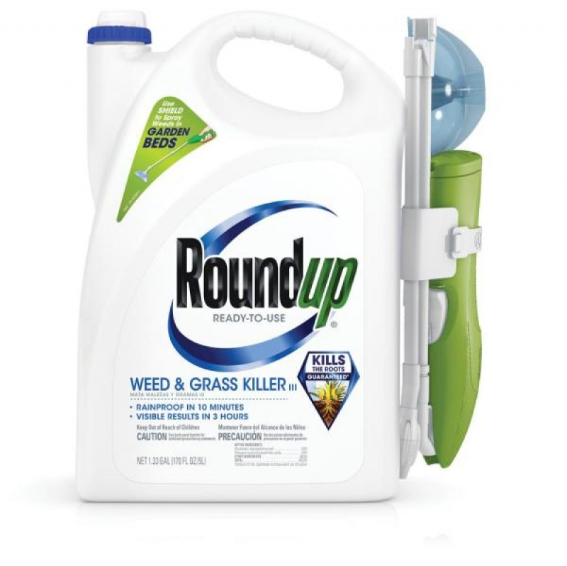 ihocon: Roundup Ready-to-Use Weed and Grass Killer with Sure Shot Wand 除草劑