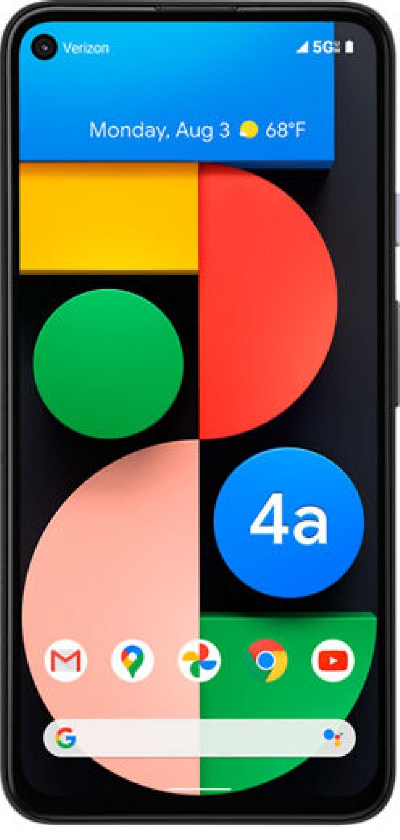 ihocon: Google Pixel 4a 5G UW (綁約24個月)