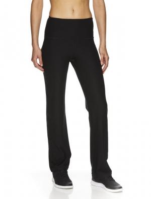 ihocon: Reebok Women's Lean Highrise Running Pants 女士高腰運動褲, Size S