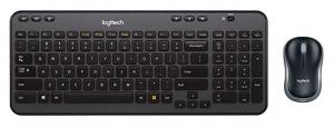 Logitech MK360無線鍵盤 + 滑鼠 $20.99(原價$39.99)