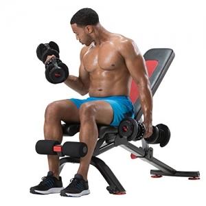 Bowflex 舉重健身椅 $212.17免運(原價$299)