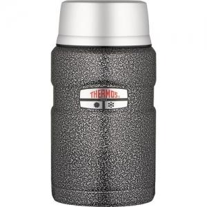 ihocon: Thermos 24-Ounce Food Jar, Hammertone 保温便當