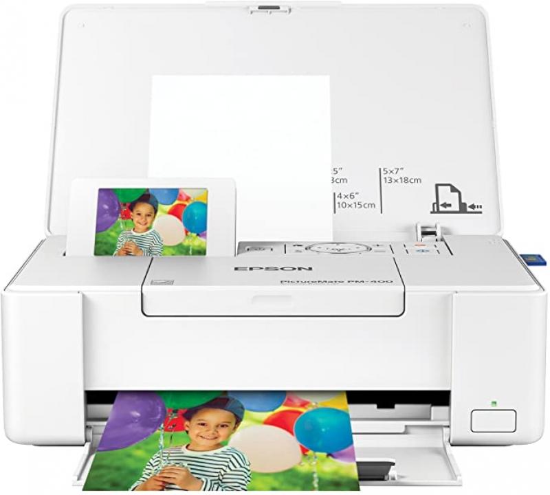 ihocon: Epson PictureMate PM-400 Wireless Compact Color Photo Printer 無線小型彩色照片打印機
