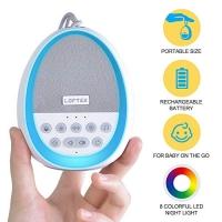 ihocon: LOFTEK White Noise Machine 白噪音助眠機