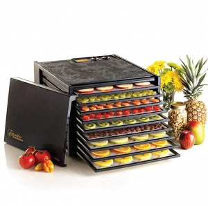 ihocon: Excalibur 3926TB 9-Tray Electric Food Dehydrator with Temperature Settings and 26-hour Timer Automatic Shut Off  九層食品脫水機/乾果機