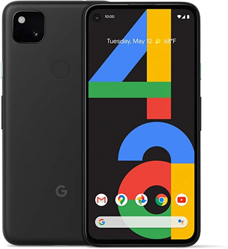 ihocon: Google Pixel 4a Unlocked Android Smartphone - 128 GB 無鎖智能手機