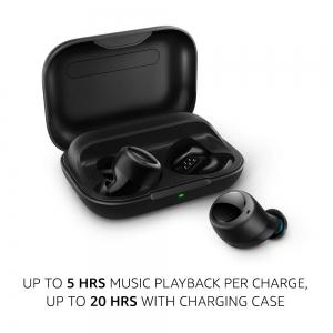 ihocon: [Amazon新品上巿] Echo Buds – Wireless earbuds with immersive sound, active noise reduction, and Alexa 主動消噪真無線耳機