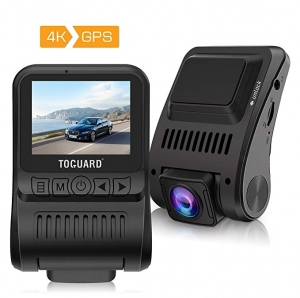 ihocon: TOGUARD Dash Cam 4K GPS UHD Dashboard Camera for Cars 2 inch 170° Wide Angle Dash Camera with Loop Recording Parking Monitor Travelapse 行車記錄器