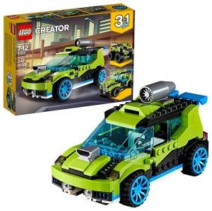 ihocon: LEGO Creator 3in1 Rocket Rally Car 31074(241 Piece) 三合一火箭拉力賽車