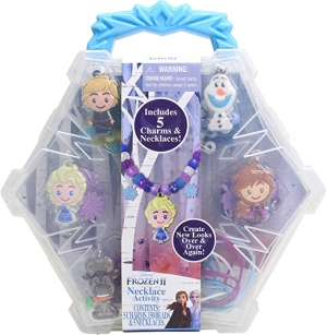 ihocon: Tara Toys Frozen 2 Necklace Activity Set