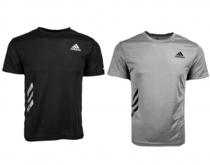 ihocon: adidas Men's Performance Mesh T-Shirt 男士短袖衫-多色可選