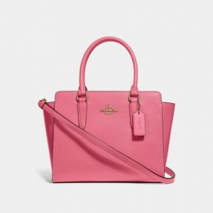 ihocon: Coach F30555 Leah Satchel Crossbody Bag 包包