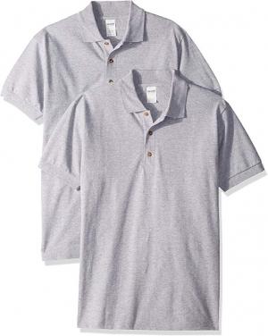 [超便宜] Gildan 男士Polo 棉衫 2件 $4.65起
