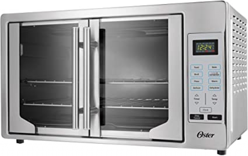 ihocon: Oster French Convection Countertop and Toaster Oven 雙門烤箱