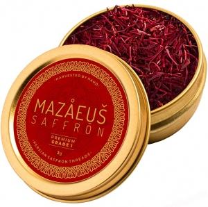 ihocon: Mazaeus Saffron, Grade 1, (2 grams) 藏紅花/番紅花