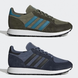 ihocon: adidas Originals Forest Grove Shoes Men's 男鞋
