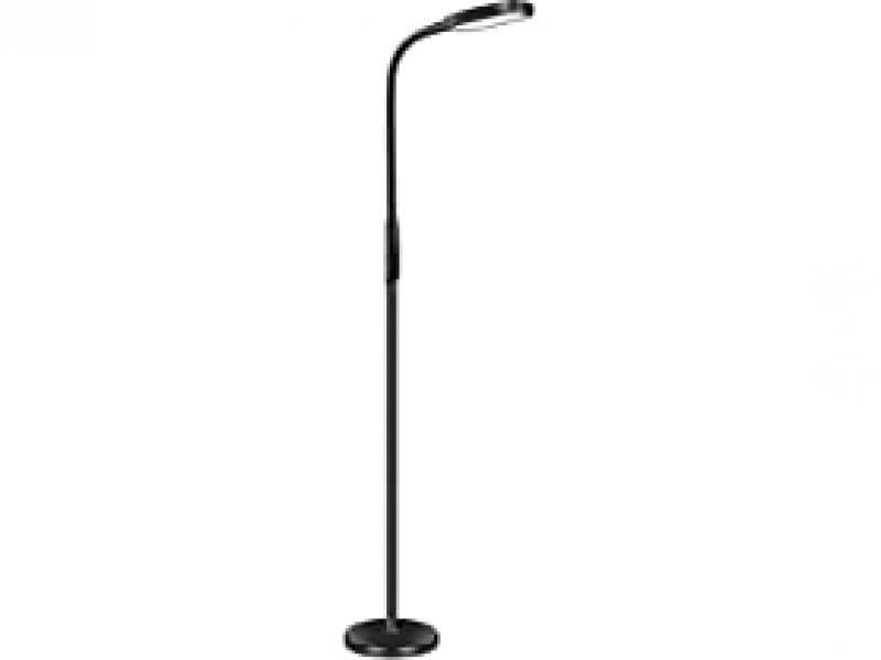 ihocon: Miroco LED Adjustable Floor/Desk Lamp w/ 5 Brightness Levels & 3 Color Temperatures落地燈 - 5種亮度/3種色溫