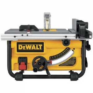 ihocon: DEWALT DWE7480 10 in. Compact Job Site Table Saw with Site-Pro Modular Guarding System 台鋸