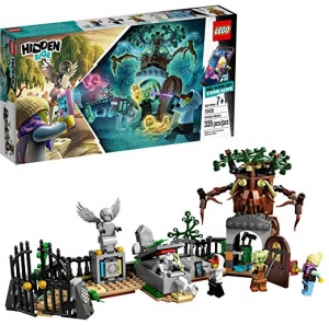 ihocon: [2019年新款] LEGO Hidden Side Graveyard Mystery 70420 Building Kit, App Toy for 7+ Year Old Boys and Girls, Interactive Augmented Reality Playset, New 2019 (335 Pieces) App互動積木
