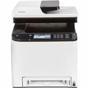 ihocon: Ricoh SP C261SFNw A4 Color Laser Multifunction Printer, Copy, Scan, Fax, WiFi 彩色雷射/激光多功能印表機 - 打印/複印/掃描/傳真
