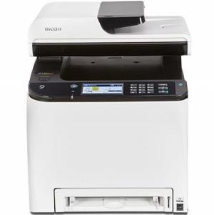 ihocon: Ricoh SP C261SFNw A4 Color Laser Multifunction Printer, Copy, Scan, Fax, WiFi 彩色雷射/激光多功能印表機 - 打印/複印/掃描/傳真