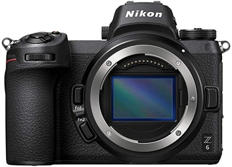 ihocon: Nikon Z6 Full Frame Mirrorless Camera Body 全畫幅無鏡單反相機(機身only)