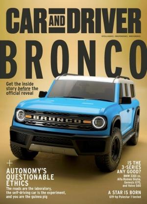 ihocon: Car and Driver雜誌一年12期