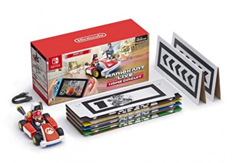 ihocon: Nintendo Switch: Mario Kart Live: Home Circuit Mario Set