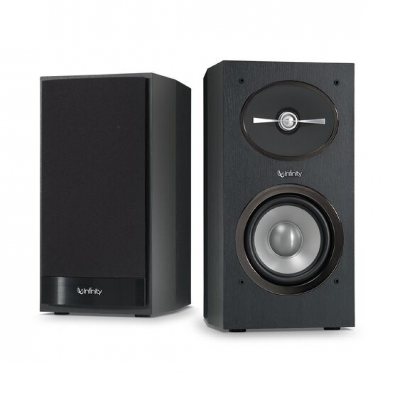 ihocon: Infinity REFERENCE 152 5-1/4 2-Way Bookshelf Speakers (Pair) 音箱一對