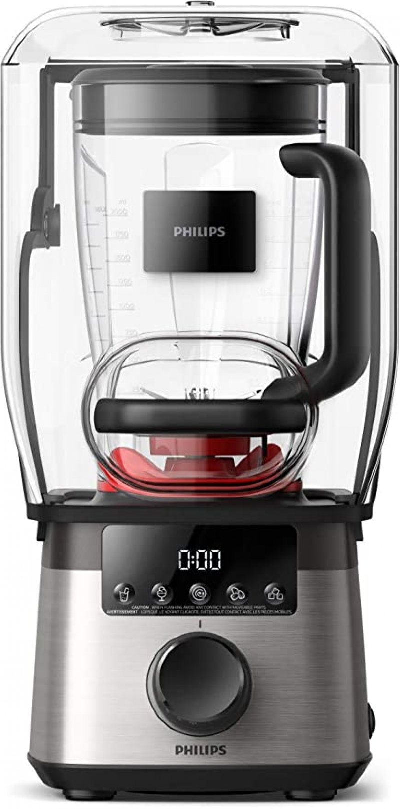 ihocon: Philips High Speed Power Blender with ProBlend Extreme Technology 飛利浦食物調理機