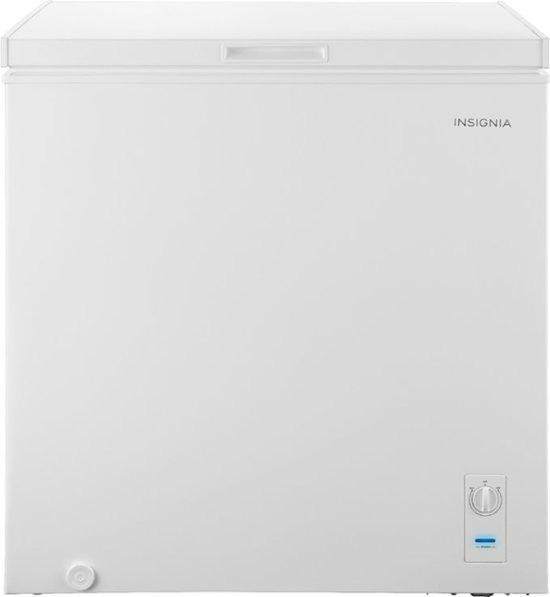 ihocon: Insignia 7.0 Cu. Ft. Chest Freezer 冷凍櫃